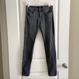 Joes Jeans The Skinny Grey Women's size 28 denim